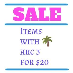 Sale time!!!